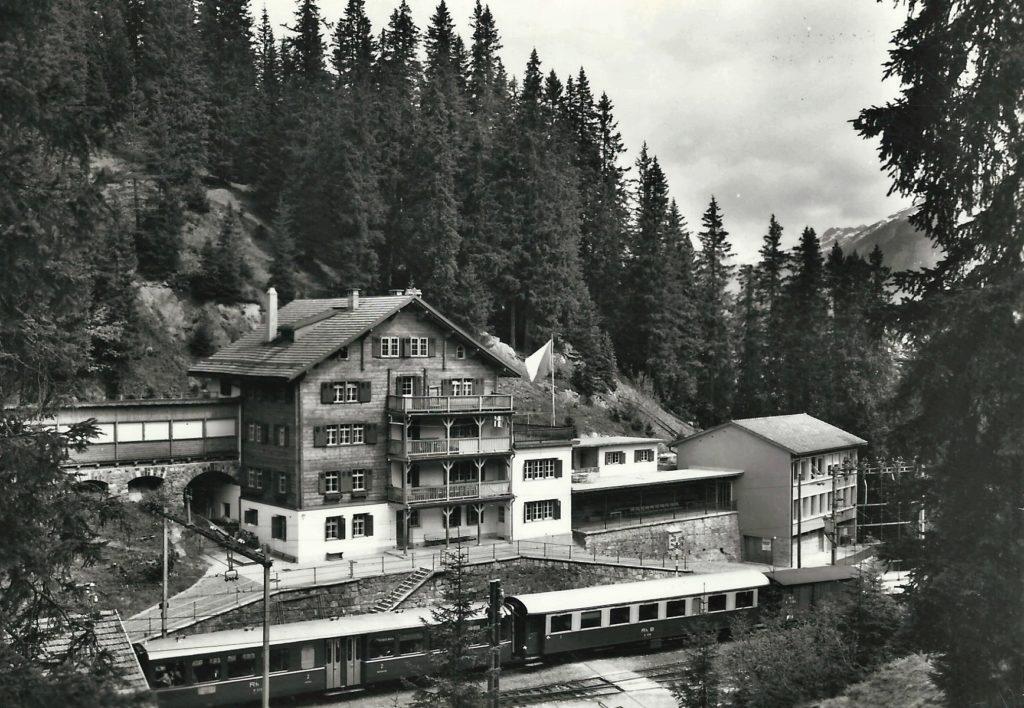 Zürcher Höhenklinik, Laret