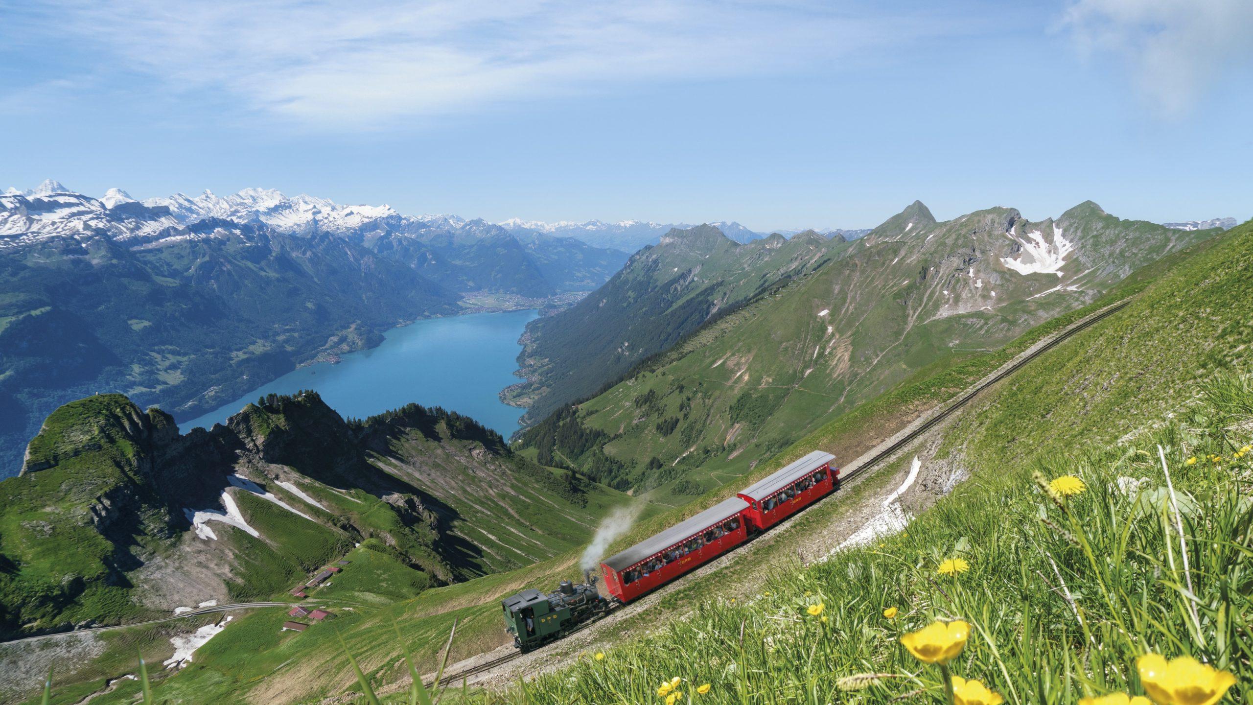 Brienzer-Rothorn-Bahn, Switzerland