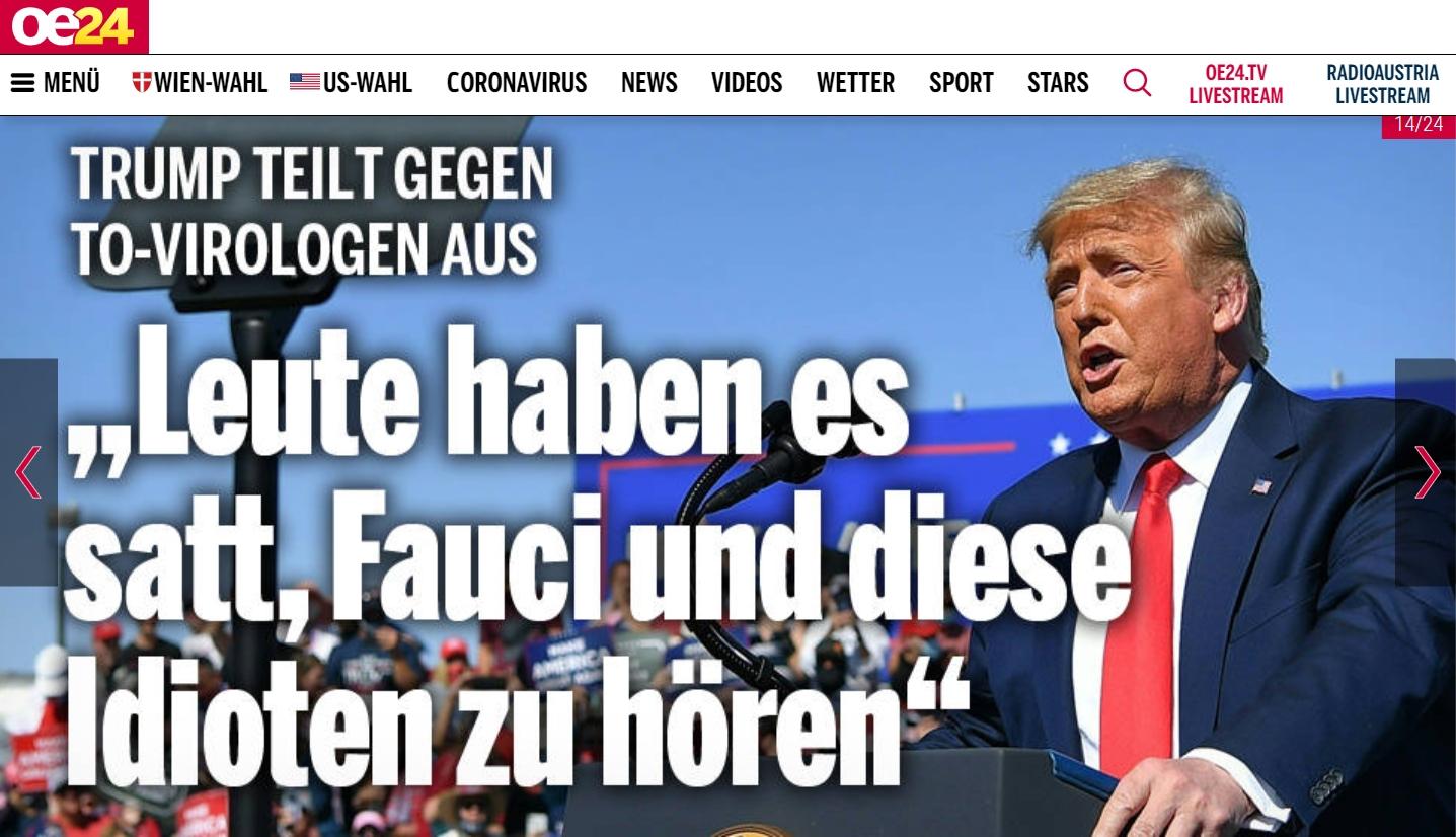 2020-10-20-Trump-Fauci-oe24.at-Oesterreich-1