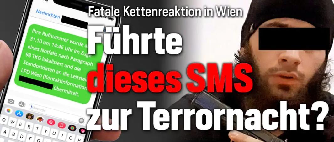 2020-11-15-Terror-Wien-SMS-ISIS-Islamischer-Staat