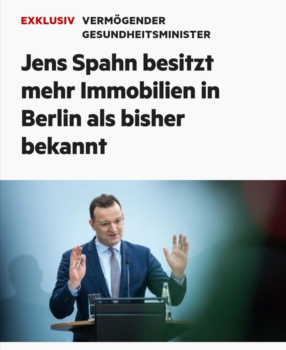 Jens Spahn #Villa #Immobilien